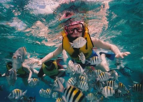 Nusa Penida Snorkling